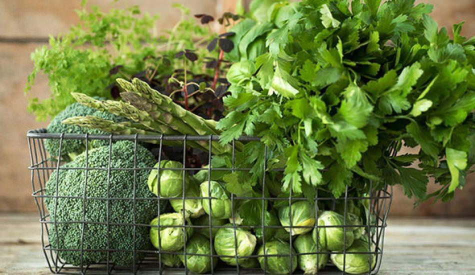 Zayıflamanızı sağlayacak 4 yeşillik