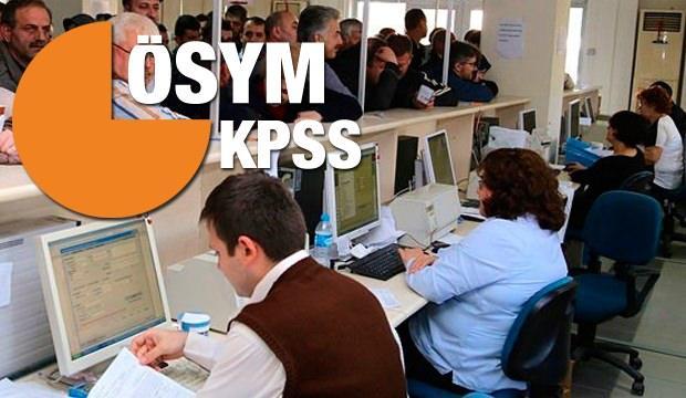 KPSS Tercih İşlemleri