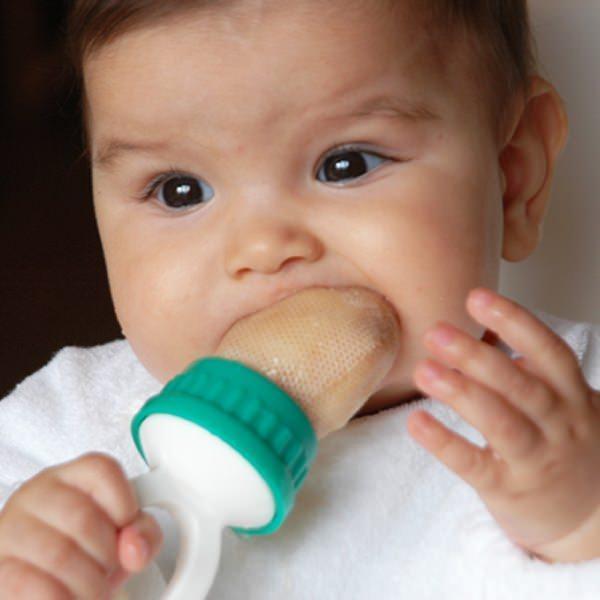 Bebekler için fileli emzik modeli 48
