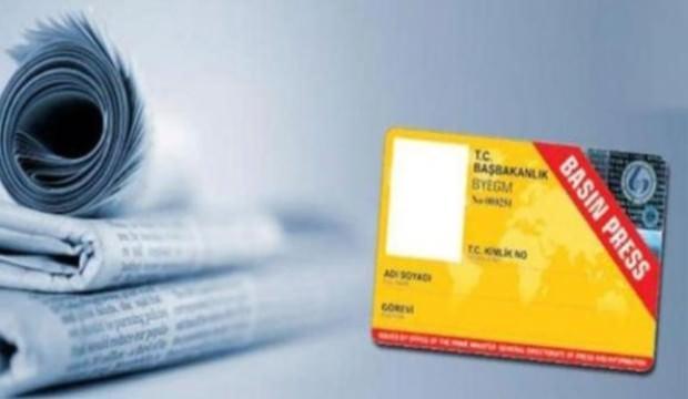 Basın kartı yönetmeliğinde 'internet' yine yok!