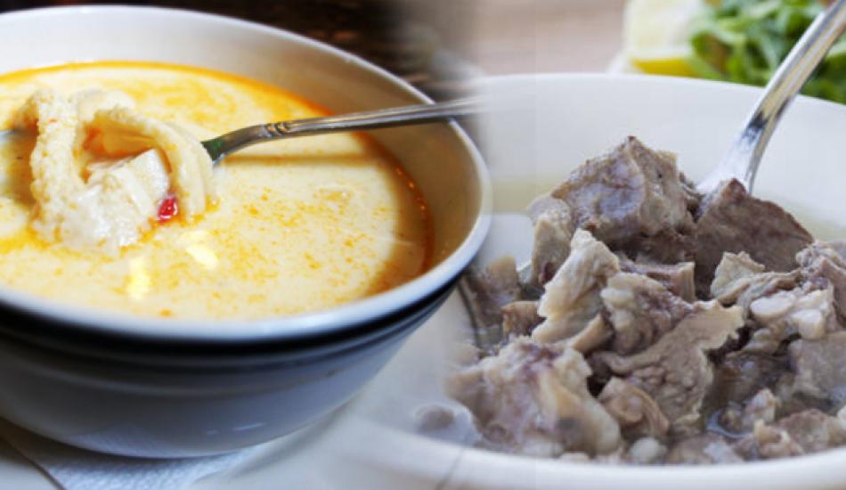 Terbiyeli işkembe çorbası nasıl yapılır? Pratik işkembe çorbası