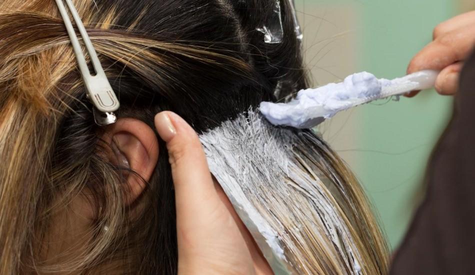 Evde balyaj nasıl yapılır Pratik saç balyajı