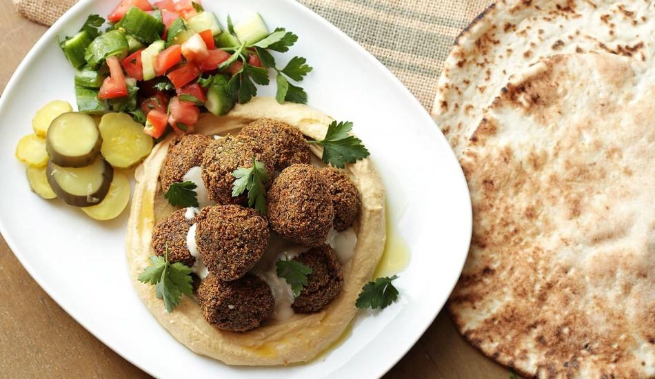 Enfes falafel tarifi