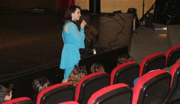 Gimatdinova: Türkiye'ye aşık oldum