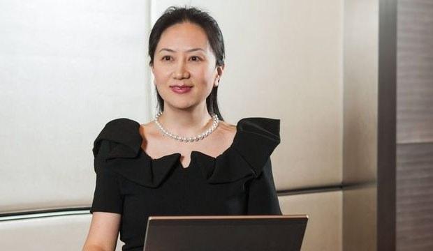 Huawei'in yöneticisi serbest bırakıldı