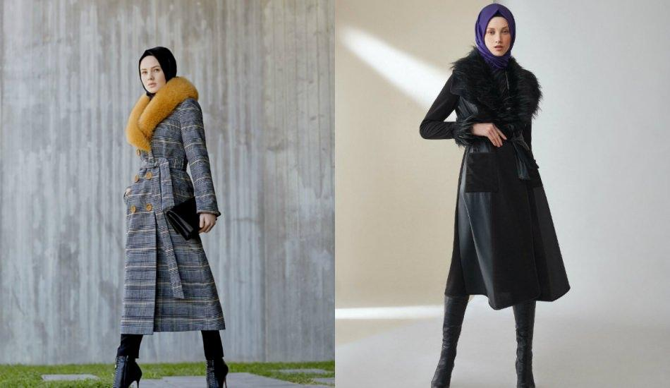 Kürklü kıyafet modelleri