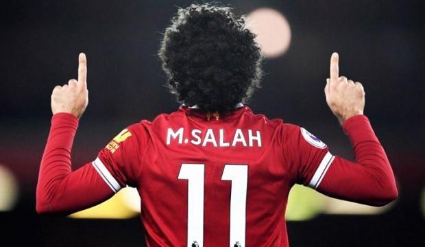 Mohamed Salah Liverpool'u üst tura taşıdı!