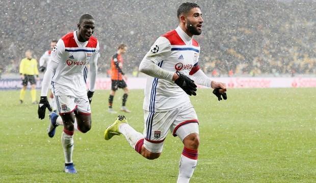 Nabil Fekir Lyon'u ipten aldı!