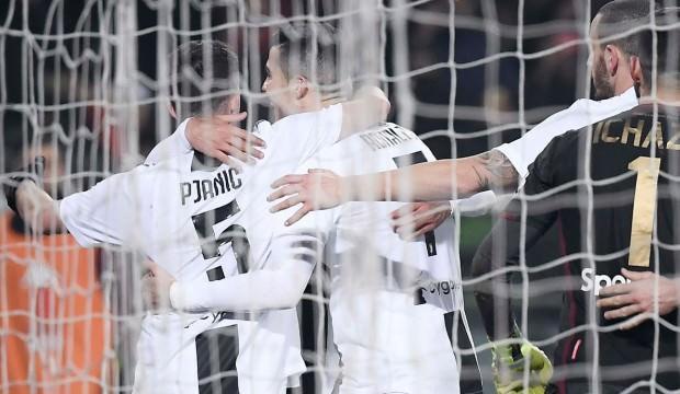 Ronaldo derbide tarihe geçti!