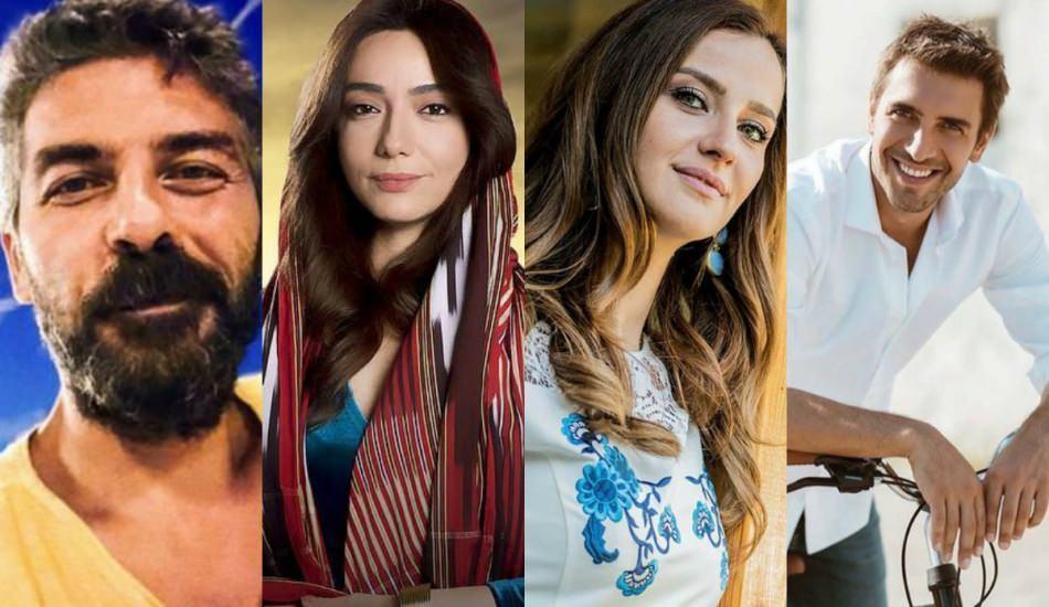 'Sen Anlat Karadeniz' oyuncularının bebeklik fotoğrafları