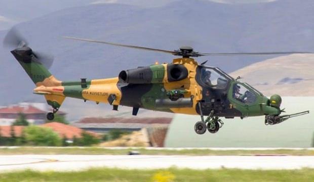 Açıkladılar: Türkiye'den ATAK helikopteri alacağız