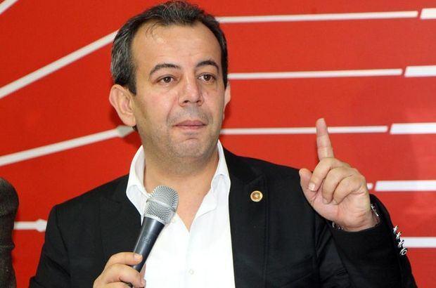CHP'nin Bolu Belediye Başkan adayı Tanju Özcan...