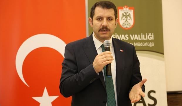 """""""Sivas'ta cep telefonu çekmeyen ve interneti olmayan köy kalmayacak"""""""