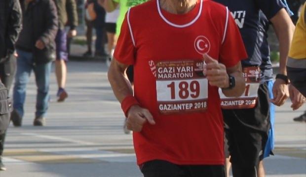 Gazi Yarı Maratonu başladı