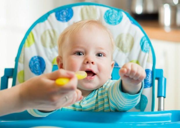 Bebeklerde ek gıda dönemi