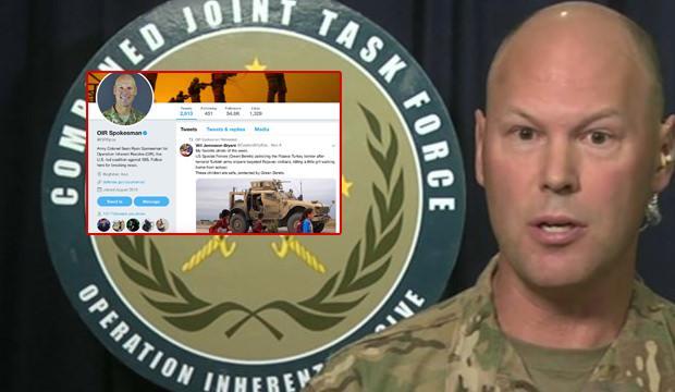 ABD'den skandal! Türk askerine 'terörist' dedi