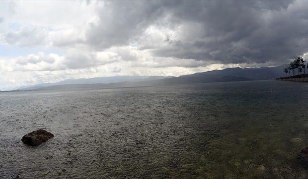 Sakarya'da yağışlar 3 günde 1,5 aylık içme suyu getirdi