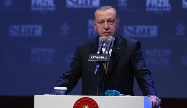 Erdoğan: Klasik Türk müziğini bile yasakladılar!