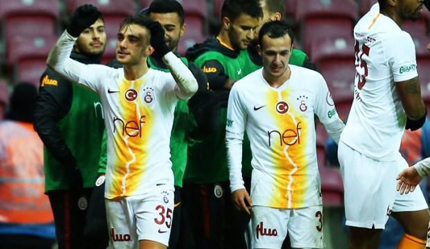 Galatasaray beraberlikle turladı!