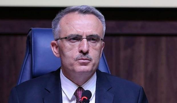 Naci Ağbal'dan gayrimenkul borsası açıklaması