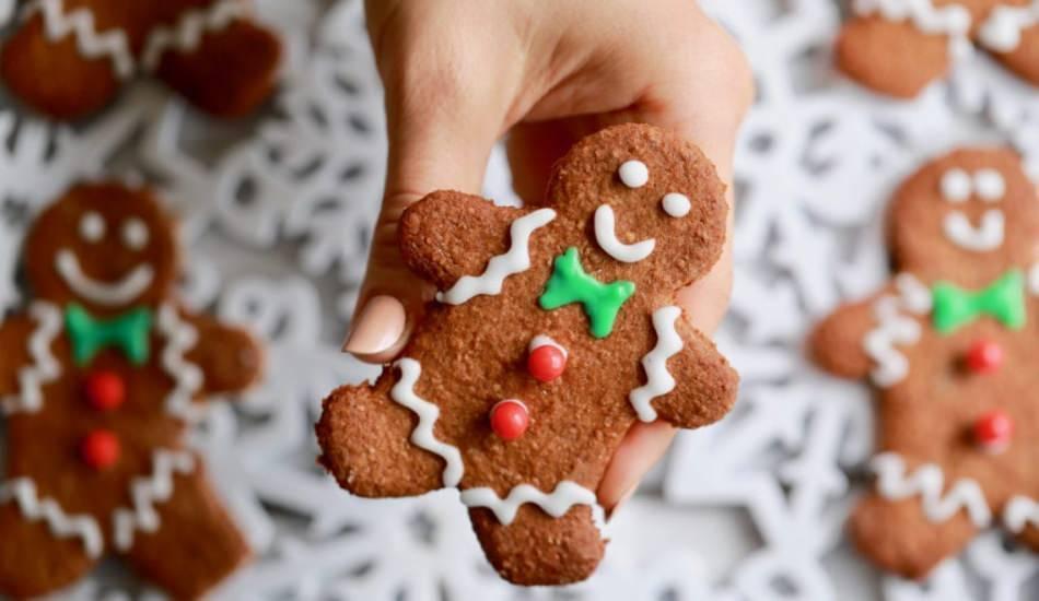Zencefilli kolay kurabiye tarifi