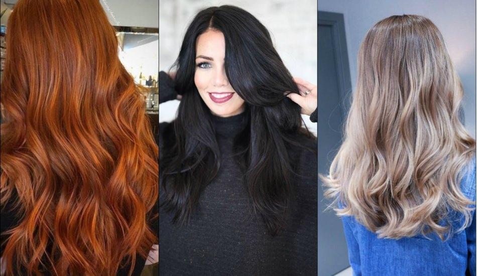 Yeni Sezonda Trend Olan Saç Renkleri Güzellik Haberleri