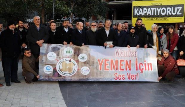 """""""Yemen'de 21 milyon insan yardıma muhtaç"""""""