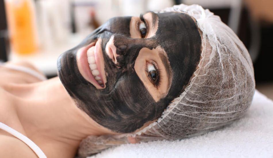Kömür maskesi ve cilde muhteşem faydaları