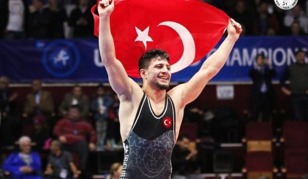 Türk güreşinin yükselişi sürüyor!