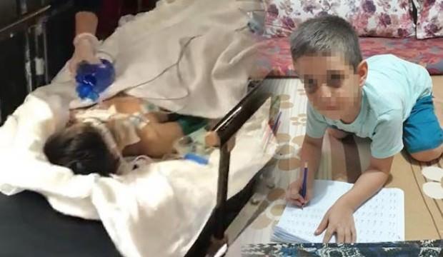 Elektrik süpürgesiyle oğlunun kalbini durdurdu!