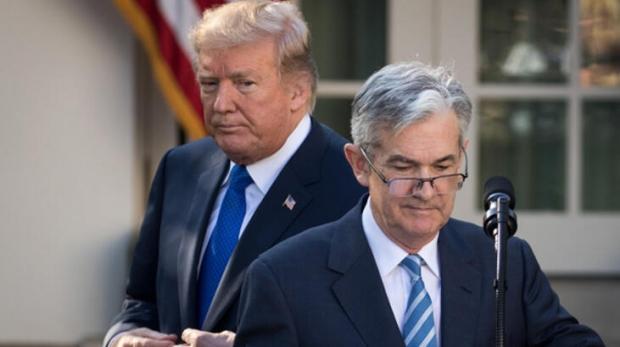 Trump ve Fed arasında uzun süredir soğuk rüzgarlar esiyor! Trump, Fed'in faiz politikasını her fırsatta eleştiriyor