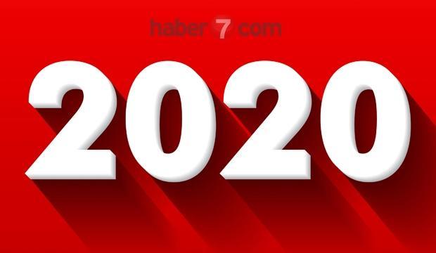 2020 Yılı