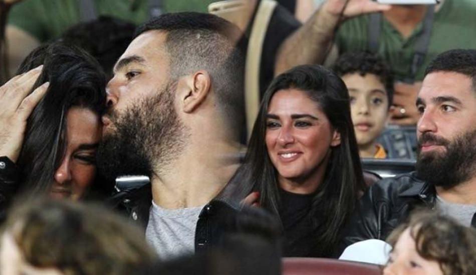 Arda Turan ile Aslıhan Doğan 2018'i zirvede bıraktı!