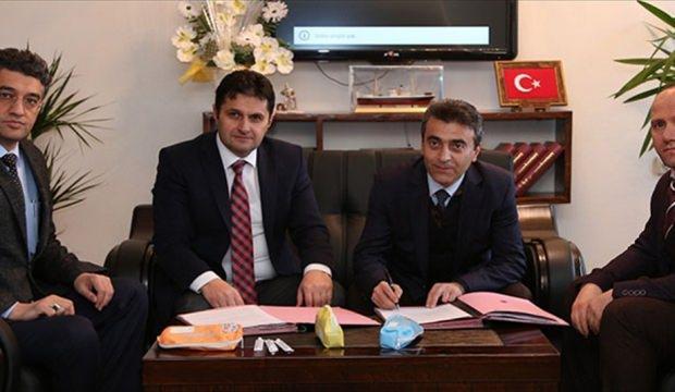 Erzurum'da 'toplumda sağlıklı yaşam' protokolü
