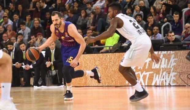 Darüşşafaka Tekfen, Barça'dan fark yedi