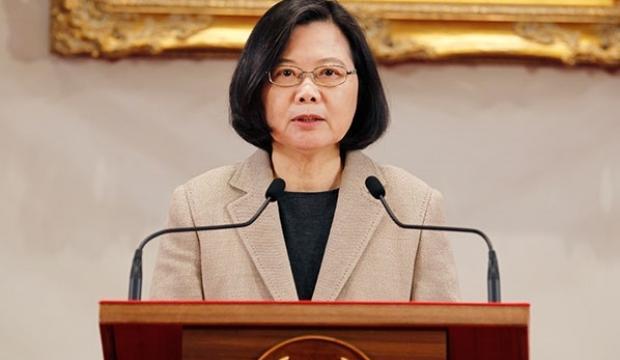 Tansiyon yükseliyor: Tayvan'dan yardım çağrısı!