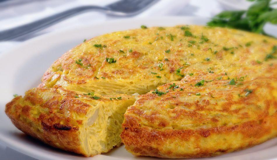 İspanyol Omleti Tortilla nasıl yapılır?