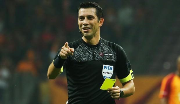 Ali Palabıyık'a UEFA Avrupa Ligi'nde görev!