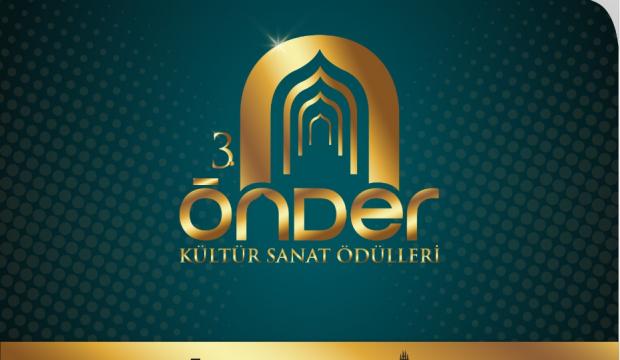 ÖNDER 3. Kültür Sanat Ödülleri 8 OCAK'TA