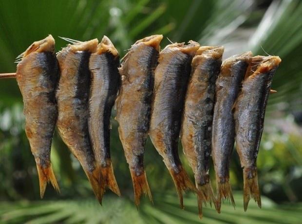 Sardalya balığı tarifi