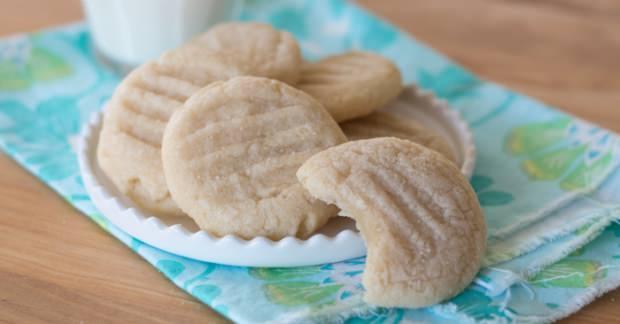 Nişastalı bayatlamayan kurabiye tarifi