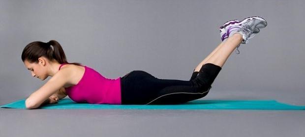kalça kaldırma egzersizi
