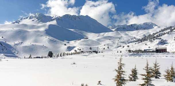 Davraz Dağı- Isparta