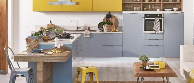 rengarenk 2019 mutfak modelleri