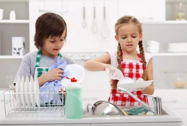 çocuklarda sorumluluk bilinci