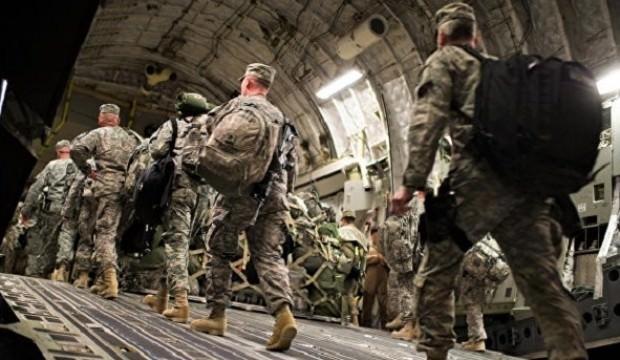 ABD bölgeye asker yığıyor! Sürpriz gelişme