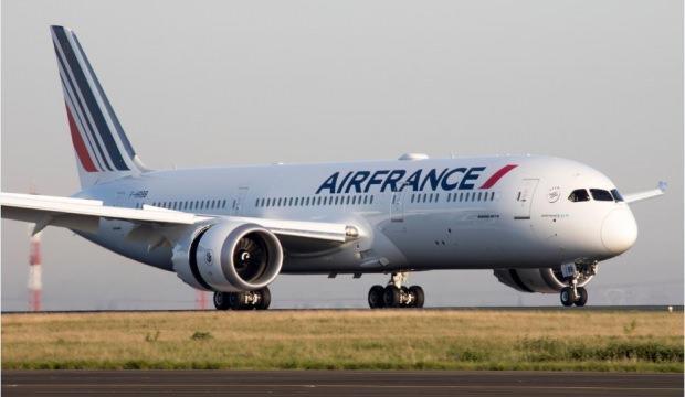 """""""Air France"""" Türkiye'ye geri dönüyor"""