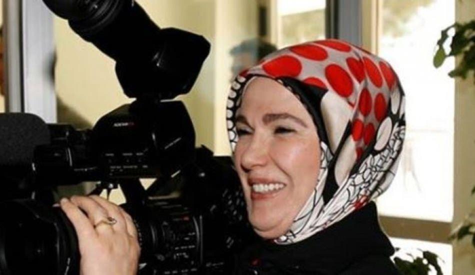 Başkan Erdoğan'ın eşi Emine Erdoğan Çalışan Gazeteciler gününü kutladı