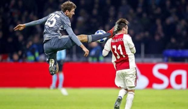 Bayern Münih'de Müller şoku! Devler Ligi'nde yok