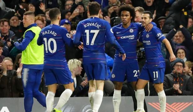 Chelsea haftayı kayıpsız geçti!